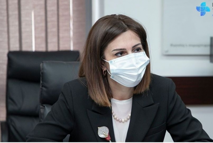 Armenian healthcare minister apologizes to parents of missing servicemen