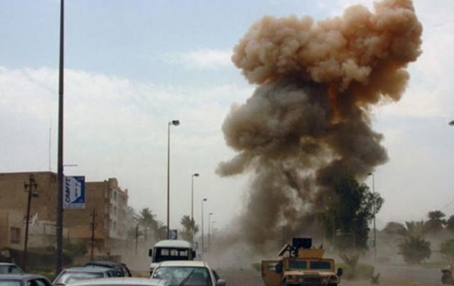 Blasts in Afghanistan