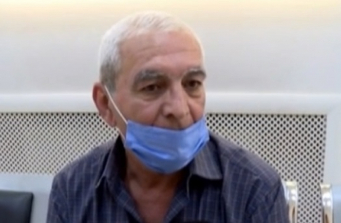 Azerbaijani citizen says he was severely tortured during Armenian captivity
