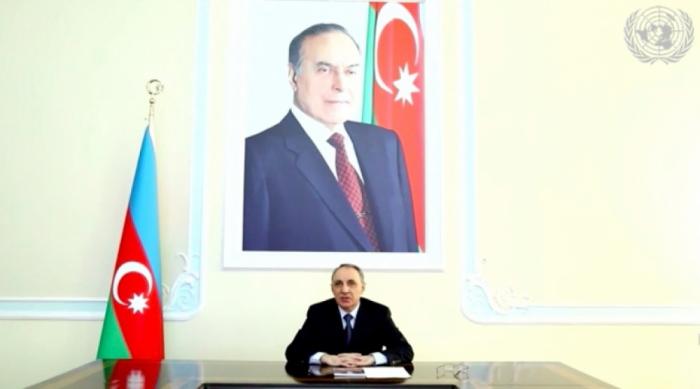 Azerbaijan's prosecutor general attends UN special session