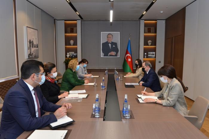 Azərbaycanla ÜST arasında fikir mübadiləsi aparıldı