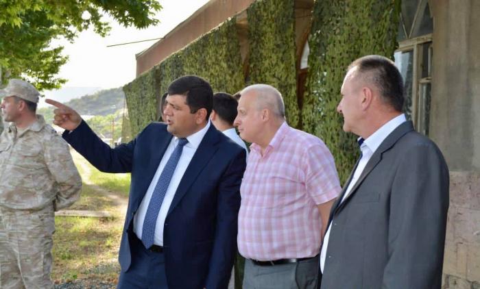 Russian Ambassador to Armenia visits Zangezur