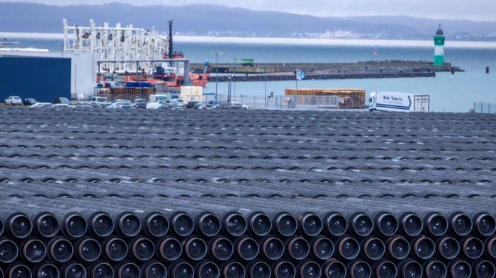 Deutsche und amerikanische Vertreter sprechen über Nord Stream 2