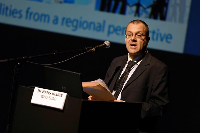 WHO Regional Director to visit Azerbaijan