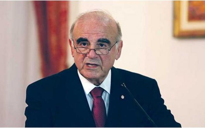 Maltese President send a letter of congratulation to President Aliyev