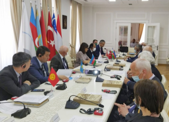 International Turkic Culture and Heritage Foundation holds International scientific conference