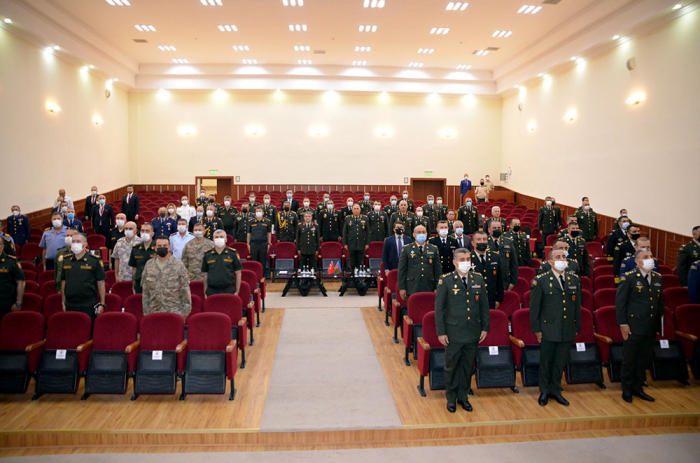 13th Meeting of the Azerbaijani-Turkish High-Level Military Dialogue continues in Baku