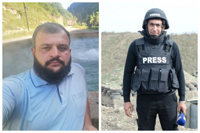 Dos representantes de media de Azerbaiyán mueren al caer en mina antitanque en Kalbajar