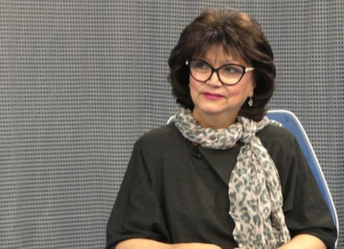 """Xuraman Qasımova """"İstiqlal"""" ordeni ilə təltif olundu"""