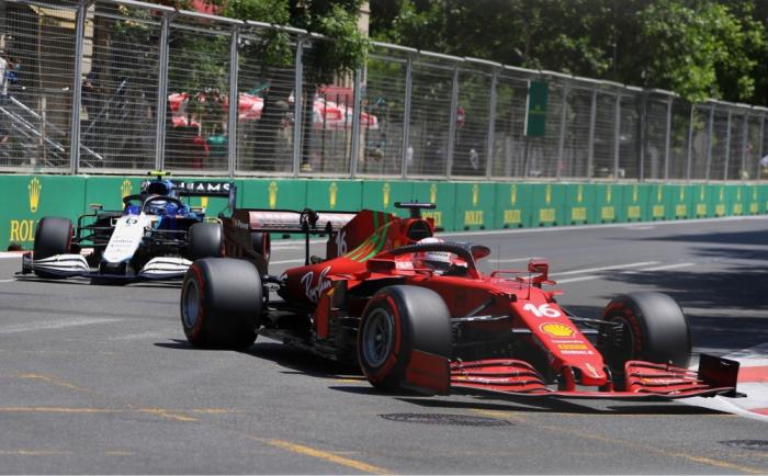 """""""Formula-1"""":  Qran-Prinin start düzülüşü müəyyənləşdi -  YENİLƏNİB"""