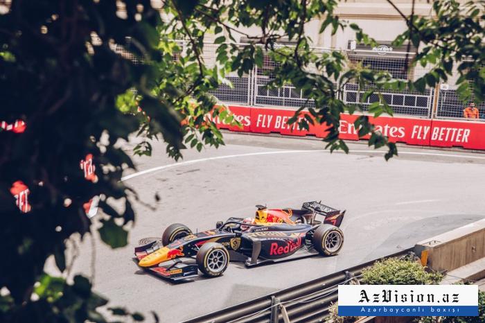 In photos:  First day of F1 Azerbaijan Grand Prix