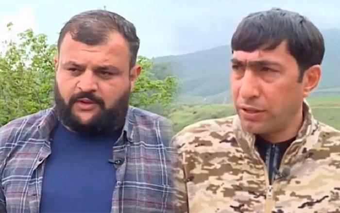 Video  reportage prepared by Azerbaijani media representatives killed in mine blast