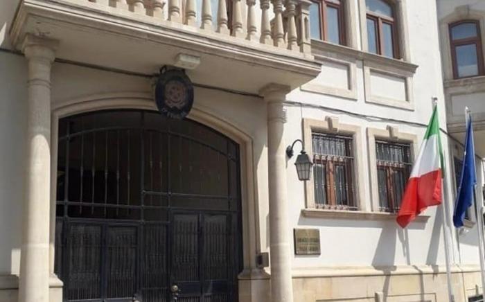 Italian embassy extends condolences over death of journalists in Kalbajar