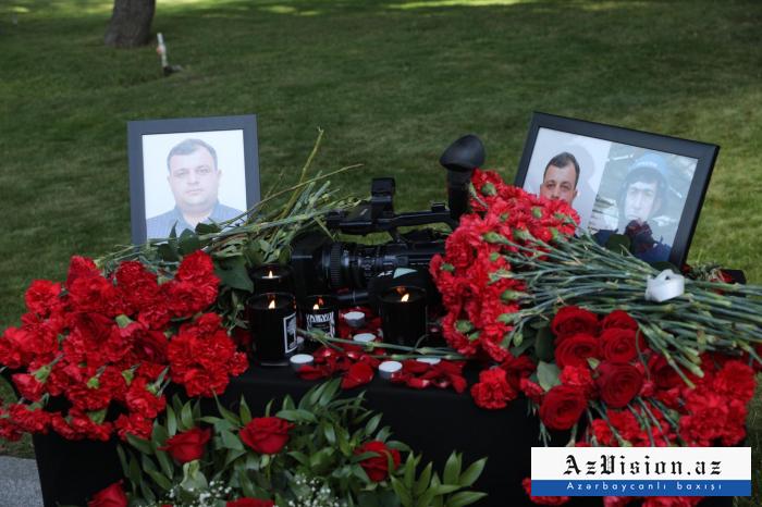 Georgian embassy expresses condolences over death of Azerbaijani journalists