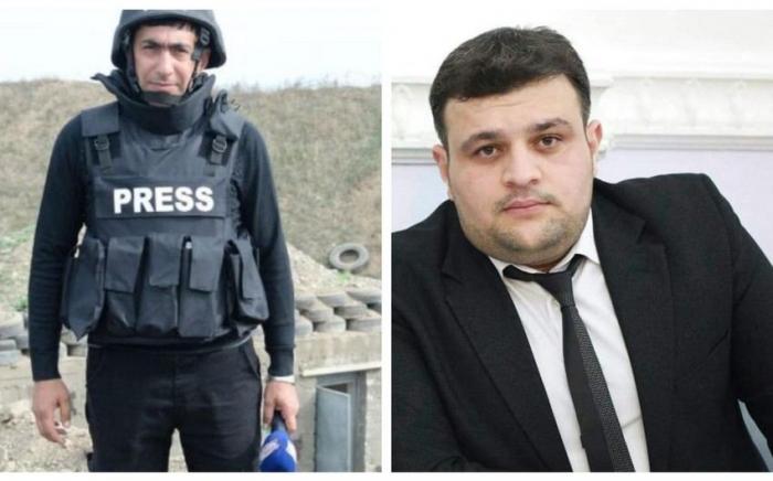Azerbaijan Republic Veterans Organization makes statement on death of journalists