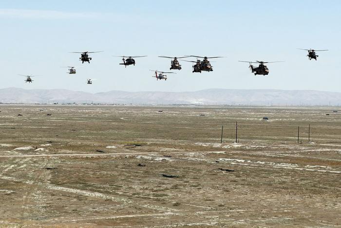 Int'l exercises involving Azerbaijani servicemen end in Turkey