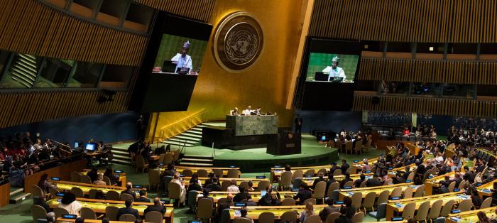 Armenian diaspora's criminal activity revealed at UN session