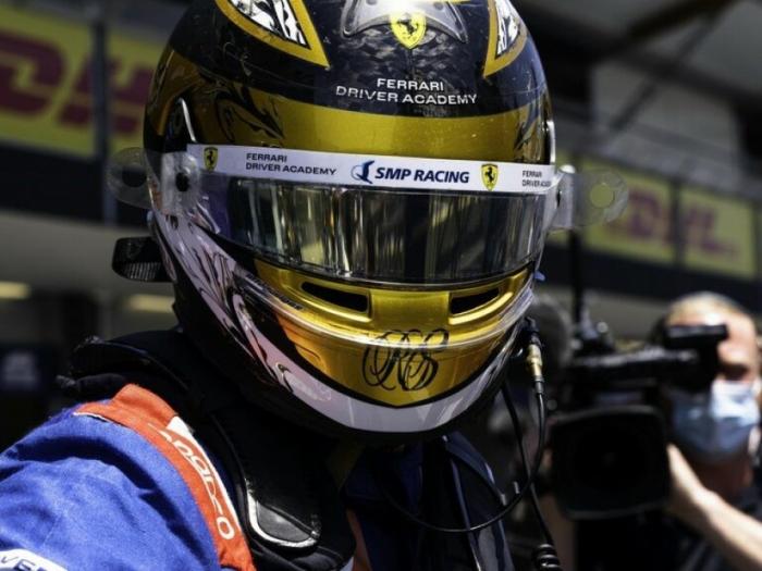 """Formula 2:    """"Prema Racing"""" Bakıda liderliyi ələ aldı"""