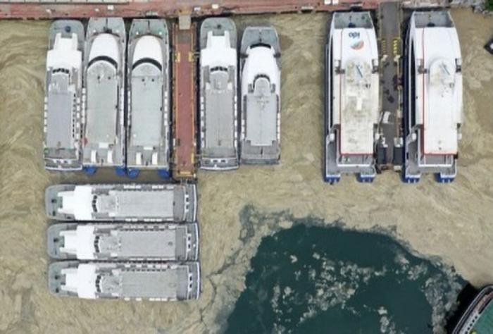 Turkey unveils action plan to clean Sea of Marmara