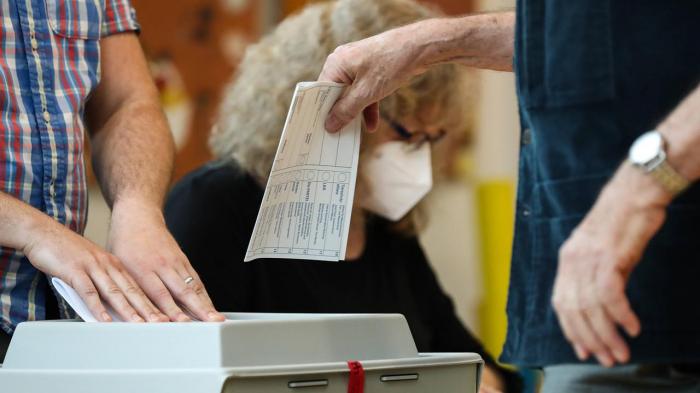 Analyse -   CDU-Gesamtpaket und Haseloff spielen entscheidende Rolle beim Wahlsieg