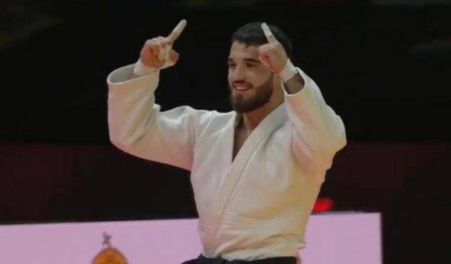 Azerbaijani athlete claims bronze at World Judo Championship in Hungary