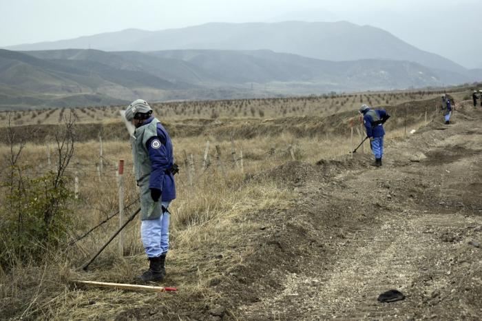 South Caucasus's Land-Mining Geopolitics -   OPINION