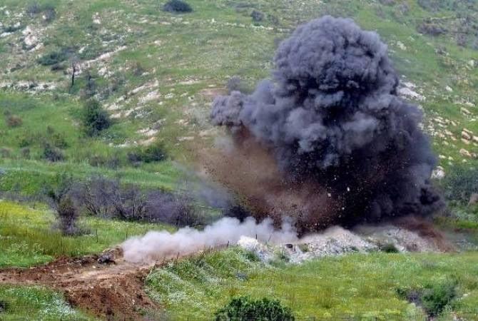 Armenian colonel admits 17 trucks of mines planted in Azerbaijan's Lachin, Kalbajar –  VIDEO