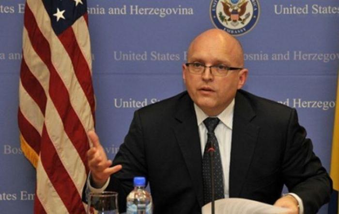 Stellvertretender US-Außenminister trifft in Aserbaidschan ein -   AKTUALISIERT