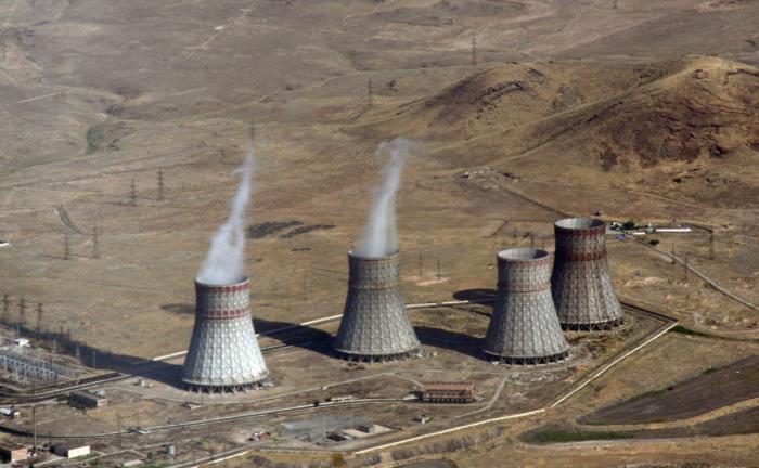 """El funcionario ministerial:  """"La central nuclear Metsamor es una amenaza global"""""""