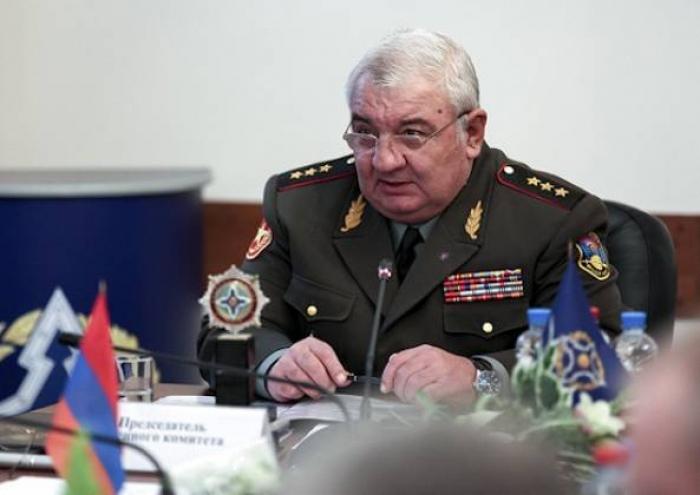 Armenian General reveals reasons of Armenia