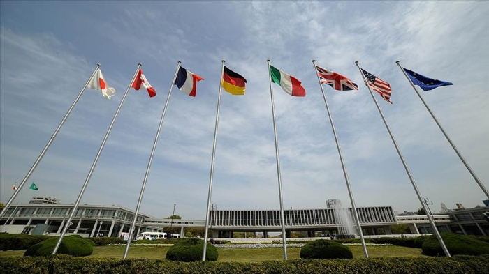 G7 leaders to meet in UK on Friday