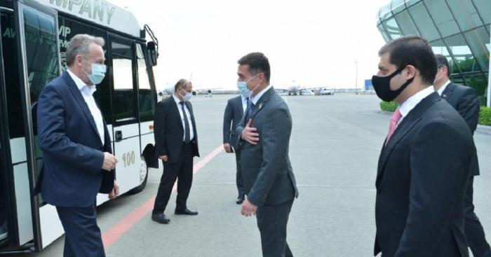 La delegación parlamentaria de Bosnia y Herzegovina arribó en visita oficial