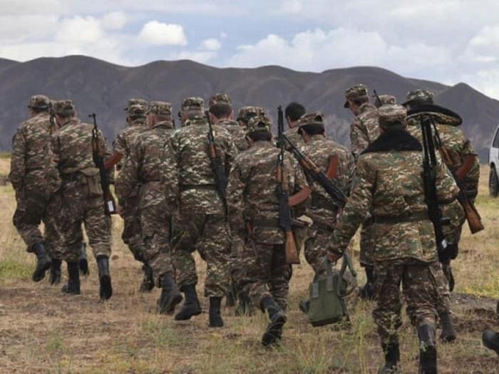 Armenia sacks commanders of two military units