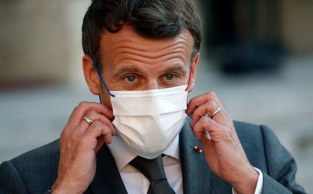 Giflé, le président français dénonce des faits «isolés» d'«individus ultraviolents»