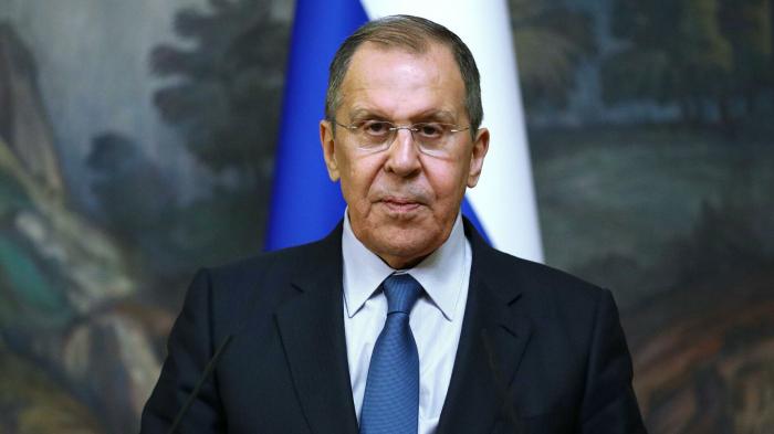 Sergej Lawrow:   Spannungen an der Grenze haben nichts mit Karabach zu tun