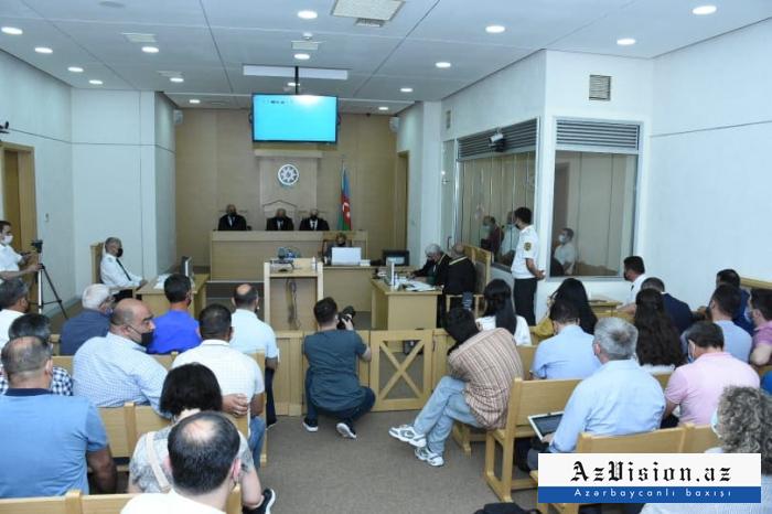 Azerbaijani citizen says he was brutally tortured during Armenian captivity at Shusha prison