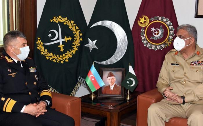 """El General del Ejército pakistaní:  """"Estamos listos para participar en el proceso de desminado"""""""