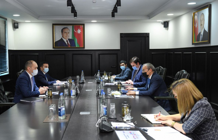 Azerbaijan is an active participant in international and regional transport projects - Economy minister