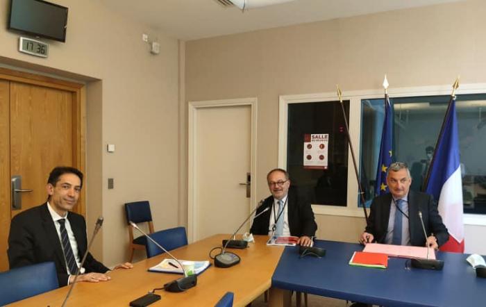 Ambassadeur:  «Pour revenir dans la région, la France doit soutenir les efforts de maintien de la paix de l