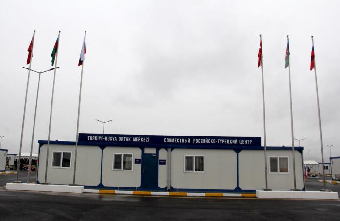 Russland und Türkei schätzen die Arbeit des Zentrums in Karabach hoch