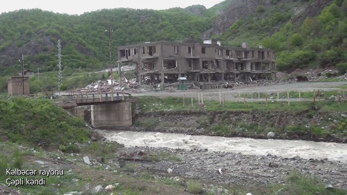 Imágenes del pueblo Chapli de Kalbajar -   VIDEO