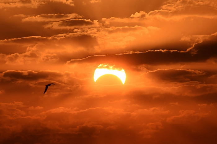 'Ring of Fire' solar eclipse    will light up the sky on June 10