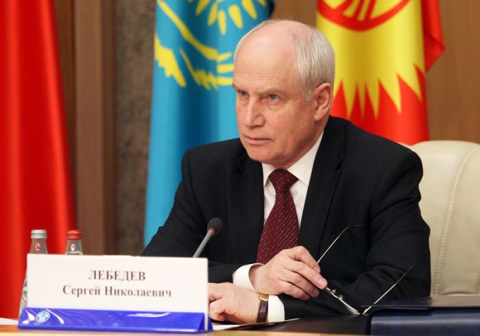 Le secrétaire exécutif de la CEI soulignela nécessité de la délimitation de la frontière arméno-azerbaïdjanaise