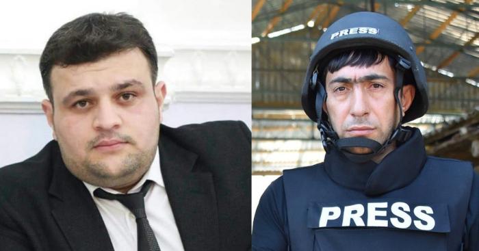 Los azerbaiyanos en EE UU realizan una campaña de protesta contra la muerte de los periodistas en Kalbajar