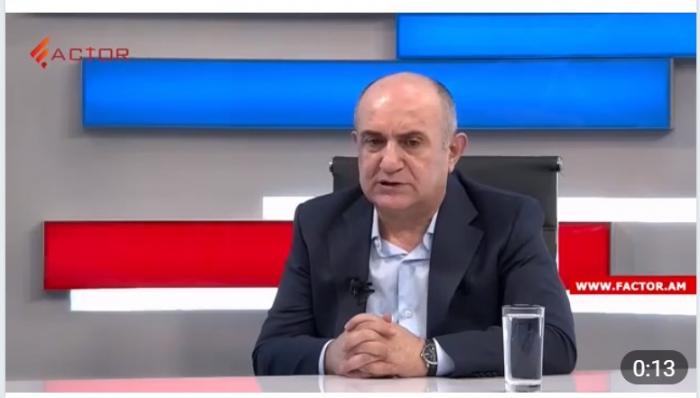 """""""Wir haben 1700 Menschen auf dem Schlachtfeld gelassen und dann geflohen""""   - Samvel Babayan"""