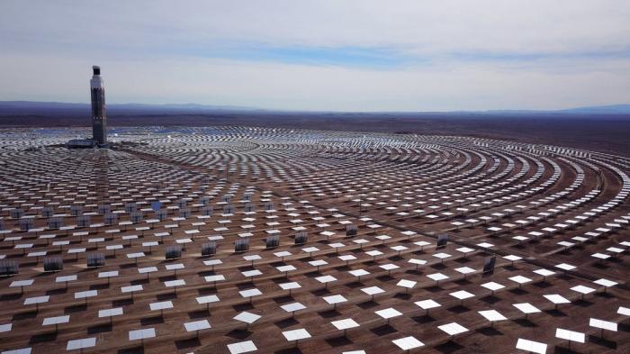 Chile inauguró la primera planta de energía termosolar de América Latina