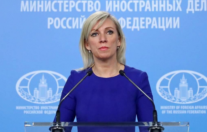 «La Russie espère que le processus de déminage au Karabagh sera accéléré»,   Zakharova