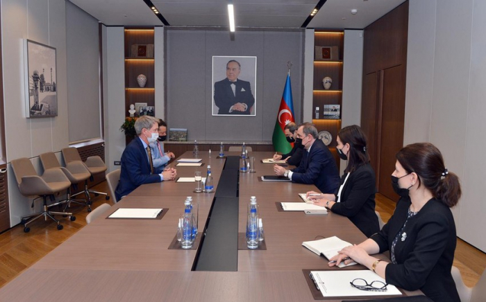 Azerbaijan thanks Britain for support in demining its liberated lands
