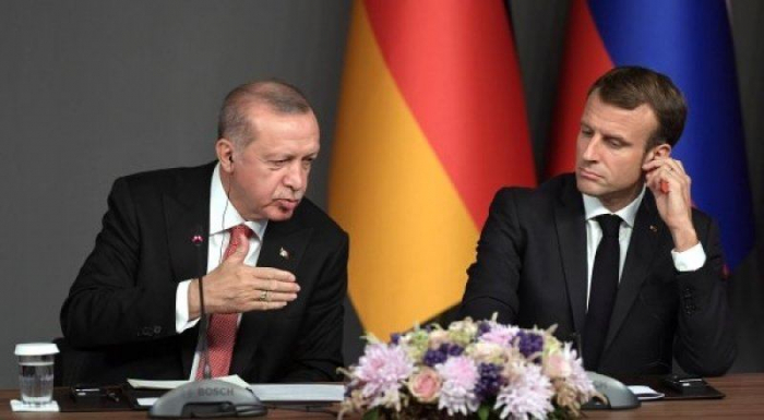 Turkish, French presidents to discuss Karabakh issue