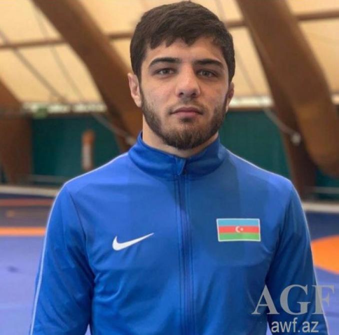 Azerbaijani wrestler wins bronze at 2021 Poland Open